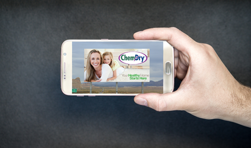 Chem-Dry Phone Billboard